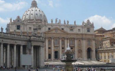 panico a San Pietro