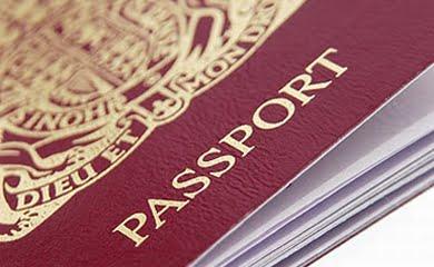 Passaporto inglese