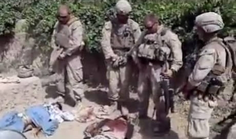 ++ AFGHANISTAN: USA;VIDEO SHOCK,PER TALEBANI ATTO BARBARO ++