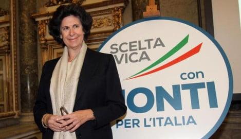 NELLA LISTA MONTIIlaria Buitoni Borletti è membro del Consiglio Superiore della Banca d'Italia