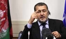 Ministro della Difesa afghano, Khan Mohammadi