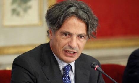 Giuseppe Mussari ex presidente di Banca Monte dei Paschi di Siena
