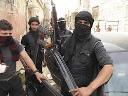 ribelli siriani