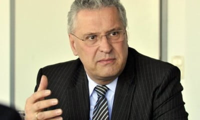 Ministro bavarese Joachim Herrmann