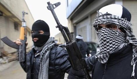 ribelli-siriane