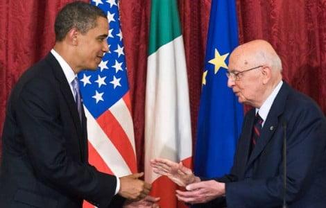 Obama-Napolitano