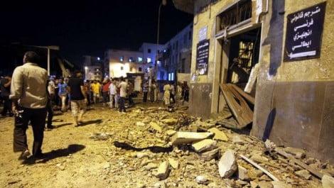 Bengasi-esplosioni
