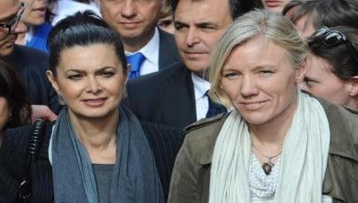 Palermo, la Boldrini e la Idem inaugurano il Gay Pride 2013