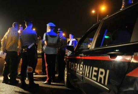 carabinieri turisti rapinati