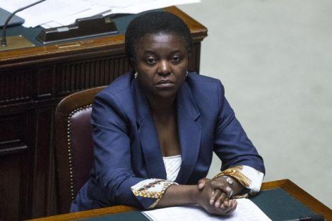 Il Ministro per l'Integrazione Cecile Kyenge, attesa a Venezia