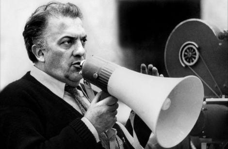 Federico Fellini, omaggiato da Ettore Scola nel ventesimo anniversario della sua scomparsa
