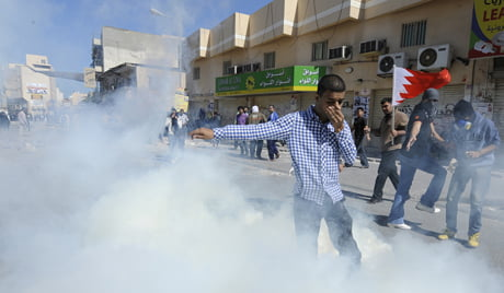 Clashes in Bahrain on second anniversary of uprising