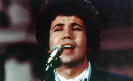 Una foto degli anni 70 di Lucio Battisti. ANSA