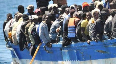 naufragio di migranti
