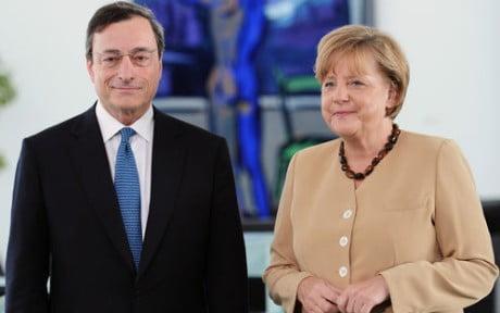 Draghi_Merkel