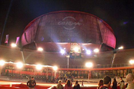 """L'Auditorium """"Parco della Musica"""""""