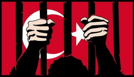Turchia-prigione