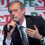 Il sindaco di Torino Fassino (Pd)