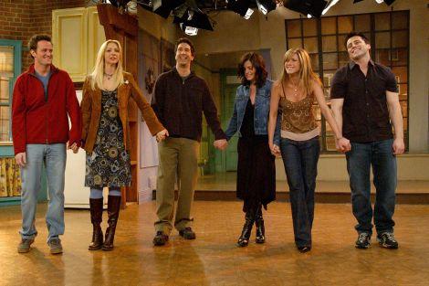 """Il cast di """"Friends"""""""