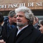 Assemblea degli azionisti con Beppe Grillo