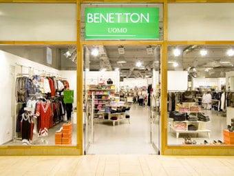 Benetton chiude 53 negozi in italia a rischio 200 for Negozi arredamento treviso