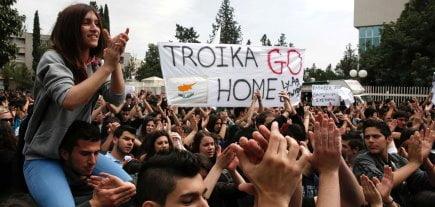 Proteste-Grecia