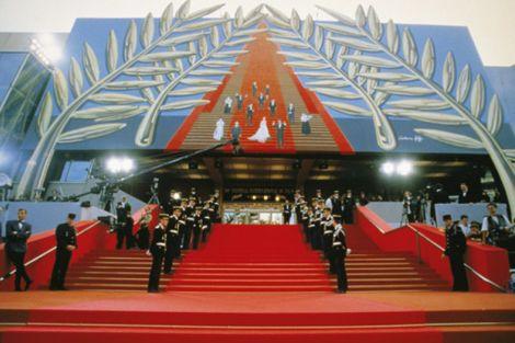 Il tappeto rosso del Festival di Cannes