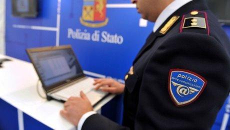polizia postale pedopornografia