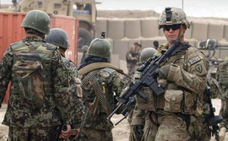 truppe usa afghanistan