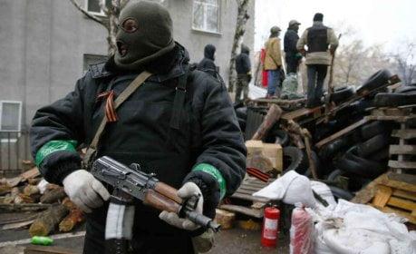 Ucraina-Slaviansk-scontri
