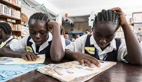 african-schoolgirls