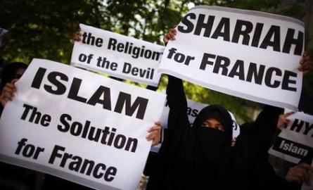francia-islam-sharia