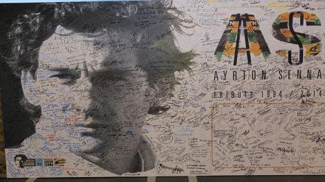 Ayrton Senna Tribute 1994-2014 Imola (ITA) 01-04 May 2014
