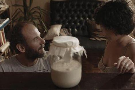 Una scena del film Lievito madre