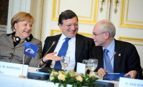Bruxelles, vertice del Partito Popolare Europeo