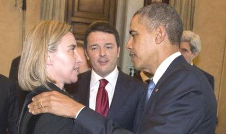 mogherini-obama