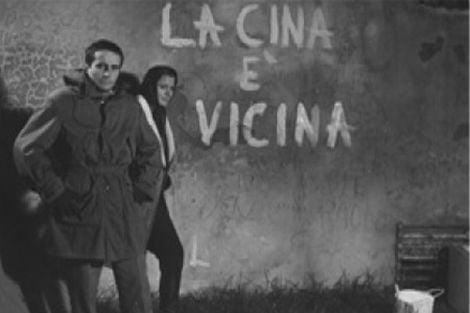 Una scena del film La cina è vicina di Marco Bellocchio
