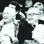 Agnelli e Kissinger