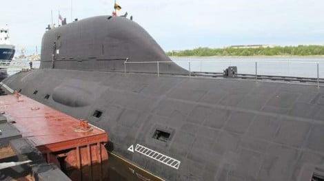Sottomarino Yasen K-560 Severodvinsk