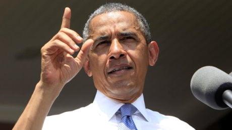 Barack Obama speech on climate change