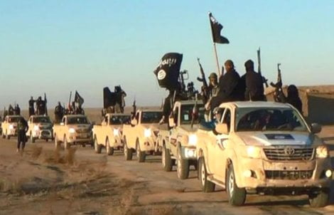 ISIs- terrorists