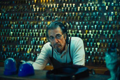 Al Pacino in una scena del film Manglehorn