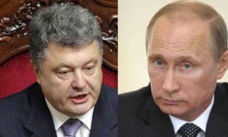 Poroshenko-Putin