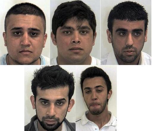 La gang di pedofili stupratori
