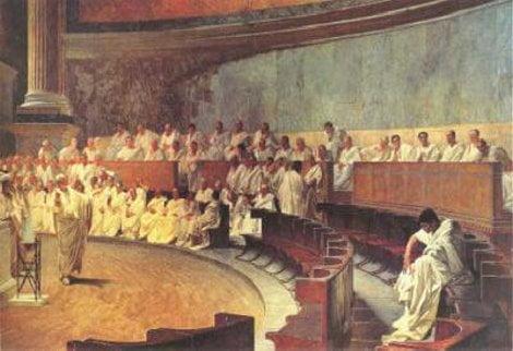 senato-romano