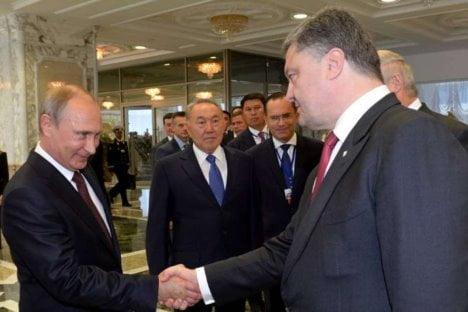 Putin-Poroshenko