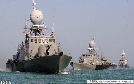 iran-flotta