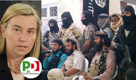 mogherini-Ansar-al-Sharia-Libia