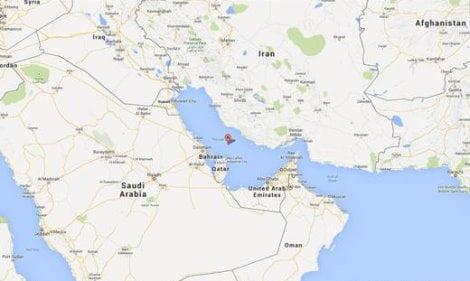 mappa del Golfo