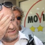 Livorno - sindaco dei Cinque Stelle Filippo Nogarin
